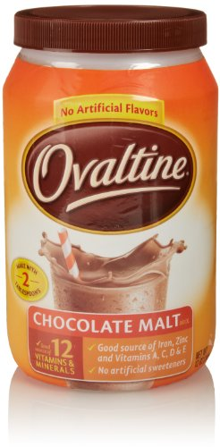 Chocolate Malt Ovaltine And Milk Supply