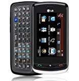 LG Xenon GR500 Quad-Band Unlocked Phone with Bluetooth, QWERTY Keyboard, Touch Screen, Camera, MP3, SMS – International Version – No Warranty (Black) Reviews