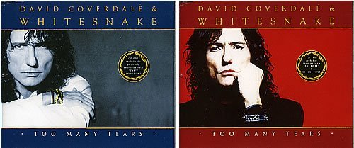 Too Many Tears [CD 2] by Whitesnake (1997-06-16)