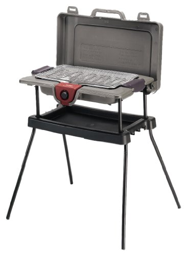 Tefal BG701812 Barbecue Grill'N Pack Posable: