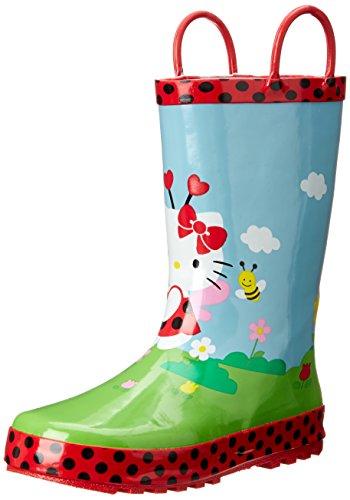 Ladybug Baby Shoes front-647988