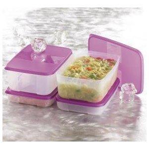 Tupperware Freezer Mates Family Set