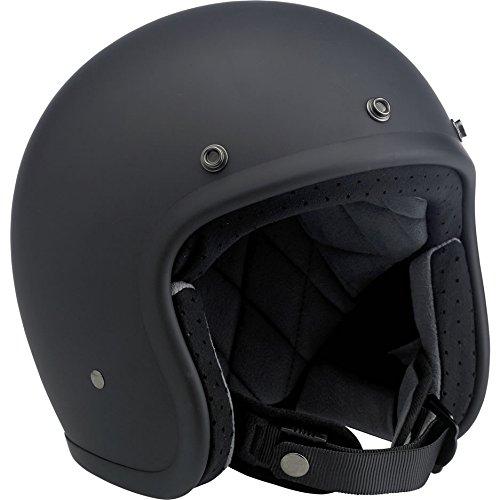 Biltwell-Bonanza-Helmet-Flat-Black