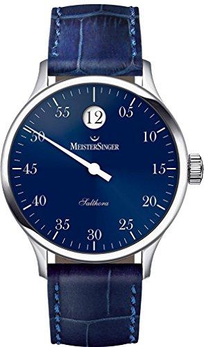 MeisterSinger Salthora SH908 Reloj automático con sólo una aguja null
