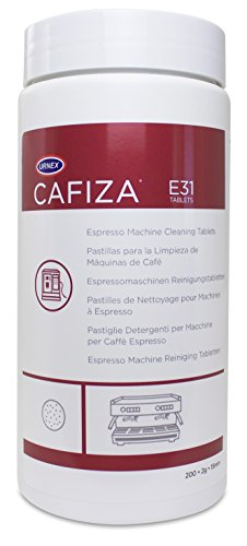 Urnex Cafiza Espresso Machine Cleaning Tablets,