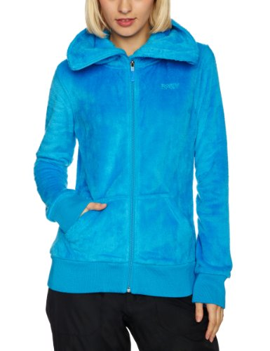 Roxy Welcome Snow Women's Sweatshirt Blue Sky Medium