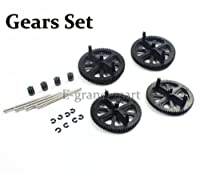 Parrot AR Drone 2.0 Quadcopter Spare Parts Motor Pinion Gear + Gears & Shaft Set from Parrot