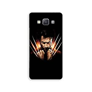 Mott2 Wolverine Back cover forSamsung Galaxy E5 (Limited Time Offers,Please Check the Details Below)