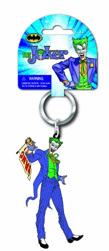 DC The Joker Laser Cut Key Ring