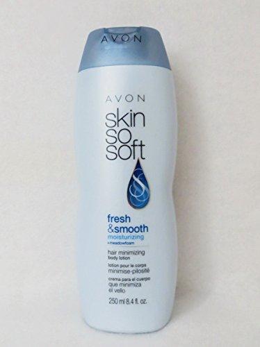 SKIN SO SOFT Fresh & Smooth Moisturizing Hair Minimizing Body Lotion