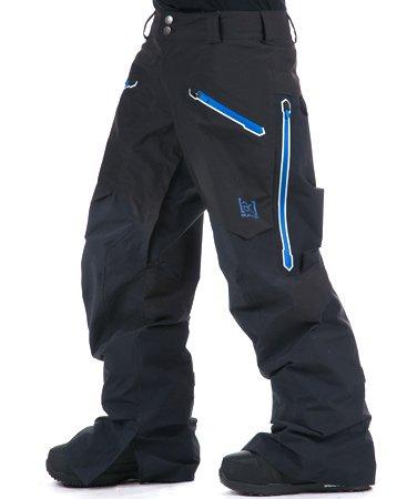 Herren Snowboard Hose Burton Ak 3L Hover Pant true black XS