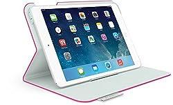 Logitech Folio Protective Case for iPad mini (Fantasy Pink)