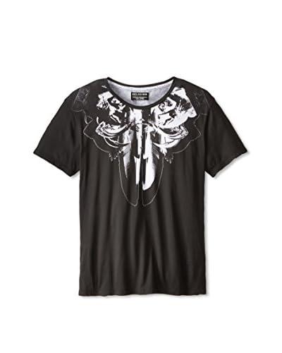 Religion Men's Affliction Short Sleeve Crew Neck T-Shirt