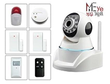 Edaxis-MyEye-370-Plus-Indoor-PTZ-P2P-IP-HD-Camera