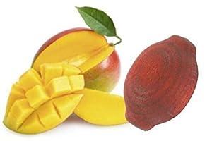 Bauer's Kostbarkeiten - Mango - Bois Parfumés, Boule Parfumée, Parfum D'Ambiance, Bois Parfumé, Huile Parfumée