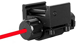 Ultimate Arms Gear Tactical New Generation Micro Red Dot Laser Sight For Taurus Judge 1911 PT 92 99 100 101 24/7 Pistols With A Front Weaver Picatinny Rail