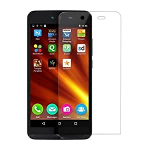 OPUS PRO+ Curve 2.5D TEMPERED GLASS FOR Micromax Bolt Q338 + 2 OTG CABLE FREE