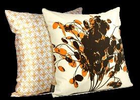 Eucalyptus Pillow Orange