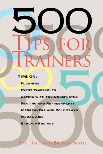 500 Tips for Trainers088415551X