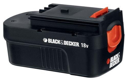 Black & Decker HPB18 18-Volt Slide-Pack Battery photo
