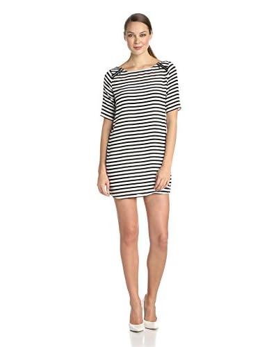 Ella Moss Women's Cara Striped Dress