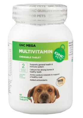 Pet Tab Vitamins For Dogs