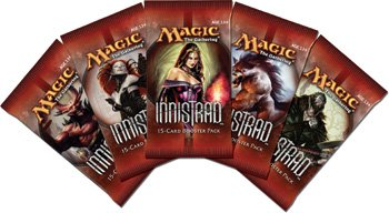 Innistrad Booster Pack - 6 Pack Lot front-487317