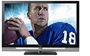 Sony BRAVIA W-Series KDL-52W4100 52-Inch 1080p 120 Hz LCD HDTV (2008 Model)
