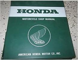 honda xr 250 repair manual free download