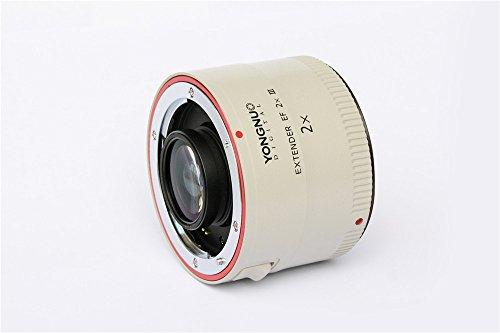 YONGNUO YN2.0X III YN-2.0X III Teleconverter Extender Auto Focus Lens for Canon EOS EF Lens