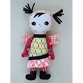 Amazon.com: doll sewing patterns