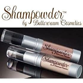 Shampowder for light or dark hair, available at Amazon.com