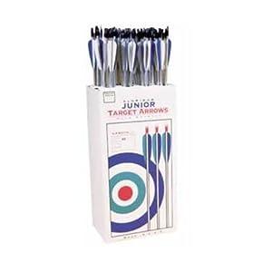 Barnett Crossbows Jr Archery Arrows Bulk (72 Pack) by barnett sports