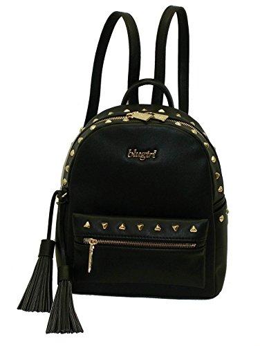 borsa zaino BLUGIRL BY BLUMARINE BG 819003 backpack рюкзак NERO