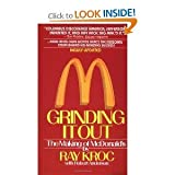 Grinding It Out: The Making of McDonald's (0312923783) by Kroc, Ray