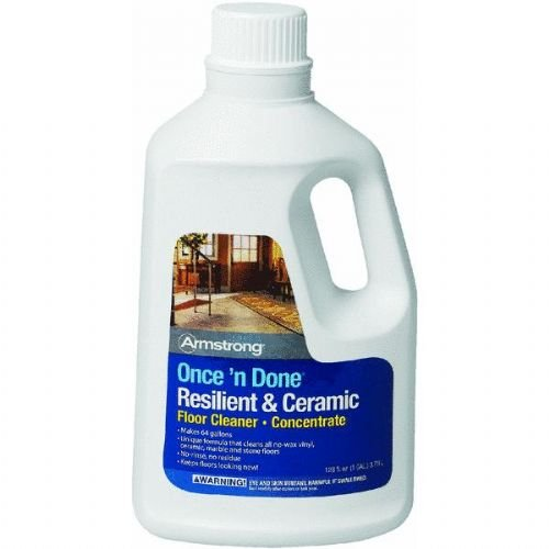 Armstrong Once 'N Done Floor Cleaner Concentrate (Armstrong Linoleum Floor Cleaner compare prices)