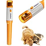 {Factory Direct Sale} Durable Professional Pet Dog Cat Electric Nail Grinder Trimmer Clipper File Kit