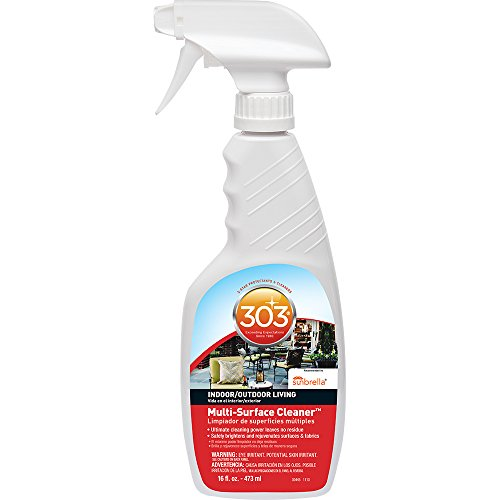 303 Products 6PK Patio Furniture Cleaner – 16 oz Pack of 6