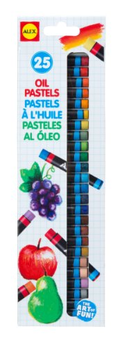 ALEX Toys Artist Studio Oil Pastel Set - 1