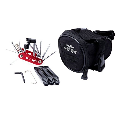 wotow-bicycle-repair-set-bike-outdoor-seat-saddle-bag-14-in-1-multi-function-tool-kit-chain-splitter