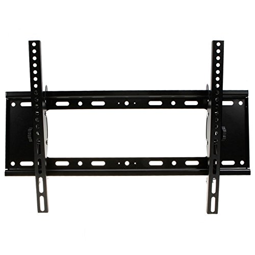 Cold Rolled Plate Material Tilting Tv Mount Bracket For 32 To 60 Inches Lcd Led Plasma Flat Tvs With Gradienter