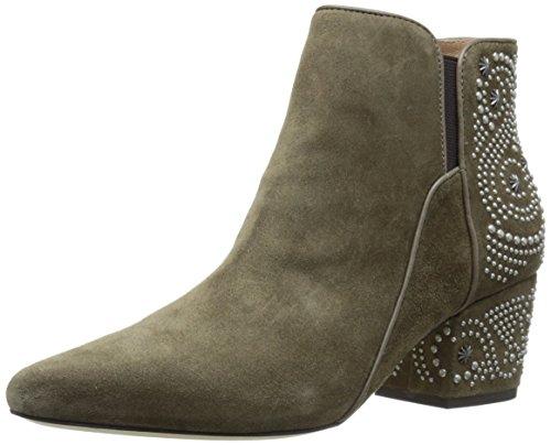 Belle by Sigerson Morrison Women's Cynn Boot, Alpaca, 10 M US