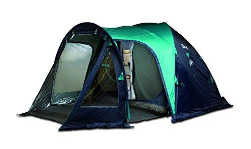 Bertoni Tibet 6 Tenda da Campeggio, Blu/Azzurro