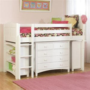 Low Bunk Beds For Kids 7595 front