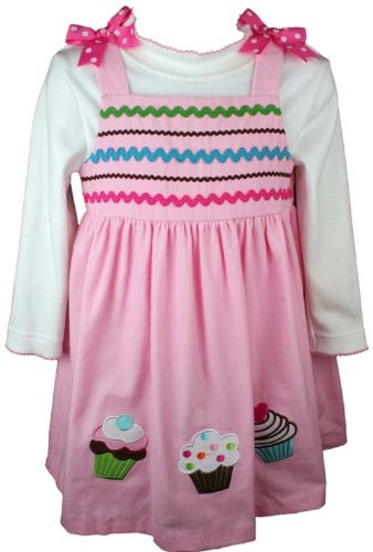 Cupcake Dresses For Toddlers