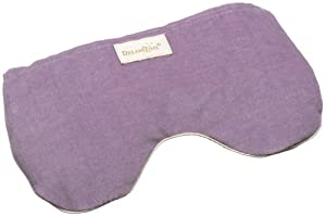 DreamTime Breathe Easy Sinus Pillow, Lavender Velvet