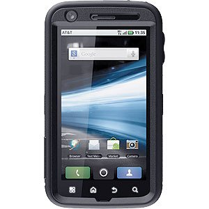 OtterBox Defender Case for Motorola ATRIX 4G MB860 (Bulk packaging)