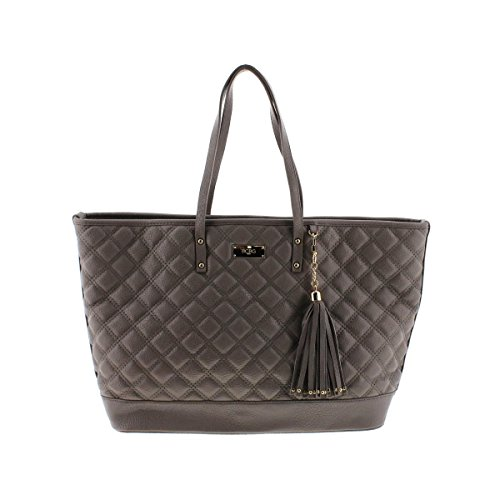 bcbg-paris-womens-quilted-faux-leather-tote-handbag-gray-large