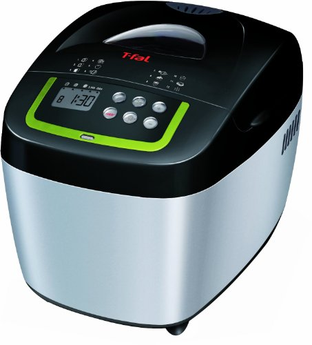 T-fal PF111EUS Balanced Living Breadmaker 600-Watt Programmable Automatic B