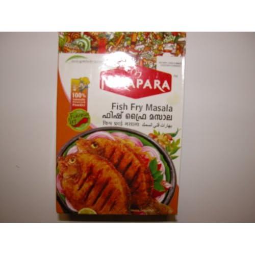Amazon.com: Nirapara Fish Fry Masala 100g